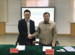 코웨이가 중국 시장 확대를 위해 중국가전연구원과 MOU를 체결했다