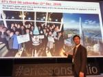 KT가 북유럽 통신사업자를 대상으로 5G 리더십 전파에 나선다