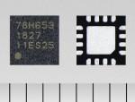 도시바가 1.8V 저전압 및 4.0A 대전류 지원 H-브리지 드라이버 IC TC78H653FTG를 출시했다