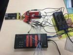 분석기와 능동형 프로브를 결합해 완성형 스마트폰을 프로빙하는 응용사례