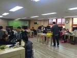 KOSEA 소프트웨어 캠프가 진행된 서울누원초등학교 현장