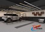 덱스크루가 론칭하는 로켓 카 워시 3D 매장 랜더링