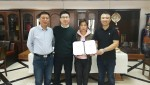 MEME F&T가 광성 문화미디어유한공사와 제품 공급계약을 체결했다