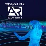 참관객들은 벨로다인 증강현실 시연을 통해 자율주행차를 경험할 수 있다