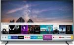 삼성전자는 애플과 협력해 업계 최초로 스마트 TV에 아이튠즈 무비&TV쇼와 에어플레이2를 동시 탑재한다