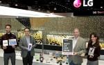 LG전자의 LG 시그니처 올레드 TV R가 주요 CES 어워드에서 수상했다