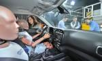 현대·기아차는 국내외 교통사고 사례에 대한 정밀 분석을 토대로 복합충돌 상황에서의 탑승자 안전도를 높인 새로운 에어백 시스템을 개발했다