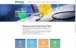 Chemraz® 웹사이트