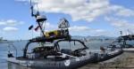 차세대 공학도들이 매리타임 로봇X 챌린지를 통해 라이다 3D 인지 기술이 자율운항 선박을 작동하게 하는 방식을 배우게 된다