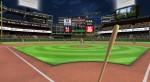 GiGA Live TV를 통해 선보일 VR 스포츠 야구 편에서 타자가 플레이하는 장면
