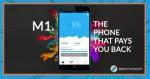 일렉트로니움이 암호화폐 채굴 스마트폰 M1을 출시했다