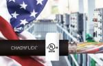 미국 시장 진출에 필수인 UL 인증을 획득한 chainflex CF8821 데이터 케이블