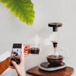 신일 사이폰 커피 메이커