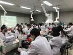 한국보건복지인력개발원이 실시한 한국건강관리협회 기생충전문교육과정 현장