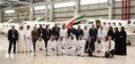 아랍지역의 14명의 총괄 매니저 및 티어2 민간 항공사 대표들