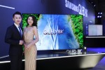 삼성전자가 중국에서 주요 거래선과 미디어를 초청하고 QLED 8K 신제품 발표회를 개최했다