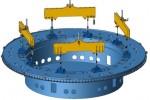 1250톤 저온유지장치 처리 시스템