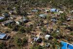 사이클론 이다이가 지나간 모잠비크 부지 지역의 항공 사진, MSF, Pablo Garrigos