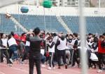 아마노코리아의 창립 23주년 기념행사 및 체육대회