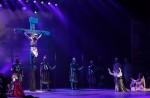 만민중앙성결교회가 본당 특설무대에서 2019 부활절 잊을 수 없는 사랑 공연을 선보인다