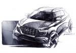 현대자동차는 올해 전 세계 출시 예정인 새로운 엔트리 SUV 베뉴의 렌더링 이미지를 최초 공개했다