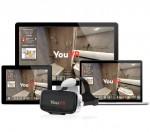 유브이알의 공간 디지털화 기술