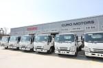 이스즈 3.5톤급 엘프 트럭 초장축 모델