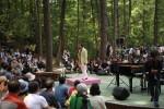 고도원의 아침편지의 고도원 작가와 함께 하는 숲속 힐링 인문콘서트