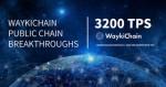 웨이키체인, 3200 TPS 달성… 개발 지속 강화