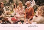 더 랭햄 호텔 앤 리조트가 새로운 글로벌 브랜드 캠페인 셀레브레이트 디 에브리데이를 공개했다