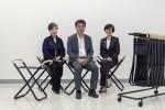 (왼쪽부터)서울시립미술관후원회 세마인 이영혜 이사장, 시디즈 손태일 대표이사, 서울시립미술관 백지숙 관장이 시디즈·서울시립미술관·세마인 업무 협약식을 갖고 기념촬영을 하고 있다