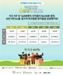 서울시사회복지협의회가 진행한 착한걸음 6분걷기 캠페인