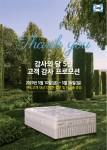 씰리침대 땡큐 프로모션 공식 포스터