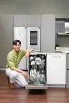 삼성전자가 출시한 한국형 식기세척기 신모델