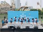 2019 서울시 청소년 어울림마당 서울, 청소년이 문화로 어울리다! 개막 공연이 열리고 있다