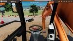 온라인평생교육원의 가상훈련 콘텐츠 중 굴삭기 운전