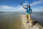 네이처 컨서번시의 해안 복원 프로젝트 매니저 줄리 설리반