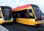 현대로템 바르샤바 트램 실외 조감도