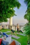 반얀트리 방콕에서 체험할 수 있는 요가 프로그램