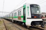 국내 최초로 영속도 회생제동 기술이 적용된 서울시 2호선 열차