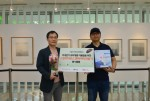 함께하는 사랑밭이 서울연구원과 강남지역아동센터 어린이들을 위한 공기정화식물 만들기 봉사활동을 실시했다