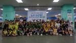 뉴턴프로젝트 메이커페어에 참가한 청소년들