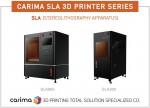 캐리마가 선보이는 산업용 대형 3D Printer SLA600과 SLA300
