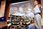 CVVD 기술을 고안한 하경표 위원이 기술을 설명하고 있다