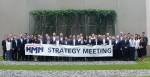 현대상선이 미주 영업전략회의를 개최했다