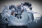 현대자동차그룹이 세계 최초로 개발한 능동 변속제어 기술이 적용된 하이브리드용 6단 자동변속기