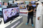 LG전자가 아랍어 음성 인식하는 인공지능 TV를 중동에 출시했다