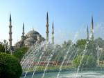 터키 이스탄불 블루 모스크