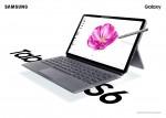 삼성전자가 태블릿 신제품 갤럭시 탭 S6을 공개했다
