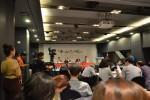 대구오페라하우스가 제17회 대구국제오페라축제 기자간담회를 개최하고 있다